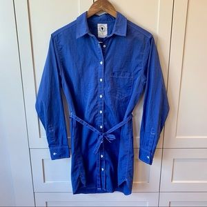 Artitzia Talula Oxford Shirt Dress